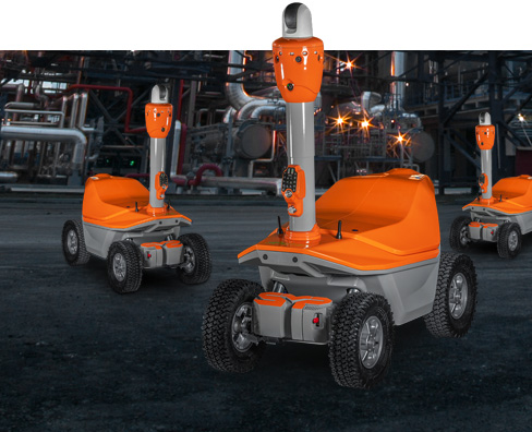•AI robots to protect critical infrastructure