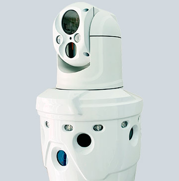 Intelligent video surveillance with human detection and face recognition