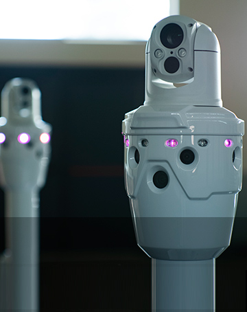 <i>Robotic Security Team</i> for Intelligent Surveillance and Patrolling
